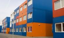 IDC Việt Nam cung cấp và sản xuất container thông minh làm nhà trọ