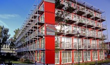 15 công trình container độc đáo nhất trên thế giới
