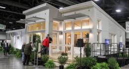 12 ngôi nhà lắp ghép đẹp thi công trong 3 ngày (P1)