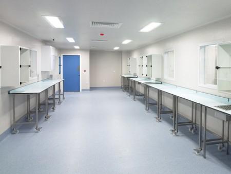 Thi công phòng sạch bệnh viện, phòng mổ trên toàn quốc