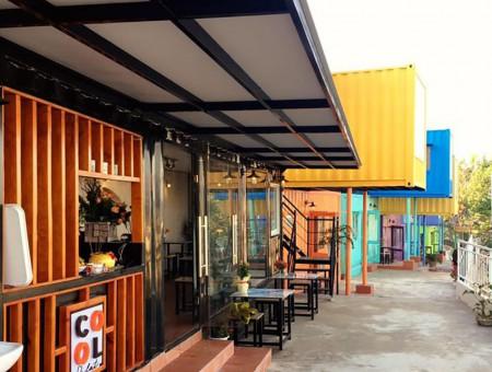 10 ý tưởng thiết kế homestay bằng nhà container đẹp cho các khu du lịch ở Việt Nam