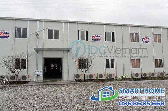 Nhà lắp ghép văn phòng SH 02