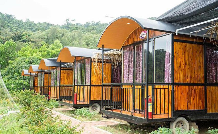 ý tưởng thiết kế homestay bằng nhà container