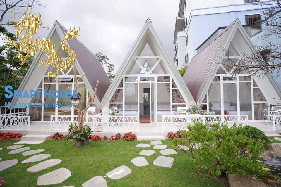 Nhà du lịch kết hợp Homstay