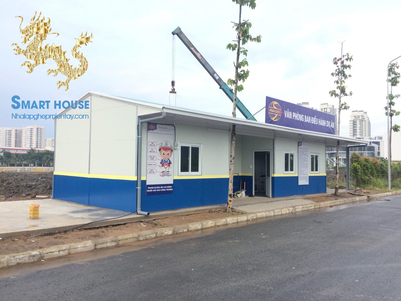 Nhà Văn Phòng Công Trình Dự Án Vinaconex
